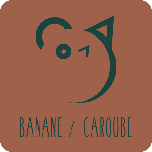 Friandises chiens et chats : Banane / Caroube