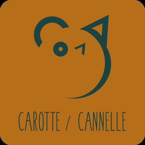 Friandises chiens et chats : Carotte / Cannelle