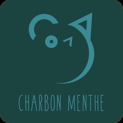 Charbon / Menthe