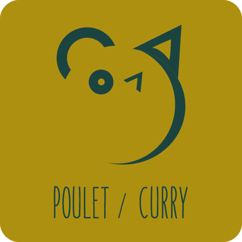 Poulet / Curry